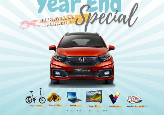 Year End Special