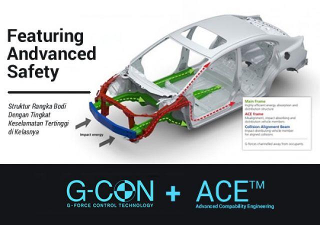 G-CON + ACE