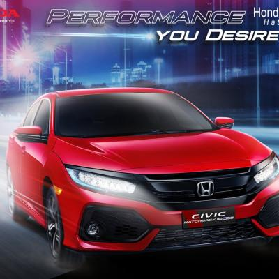 Galery Honda Civic Hatchback